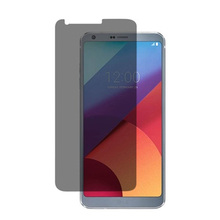 Elippa Premium Buff 5d Anti Spy Matte Wholesale Temperde Glass Screen Protector Sheet for Lg g6 g5 with Film Roll Design