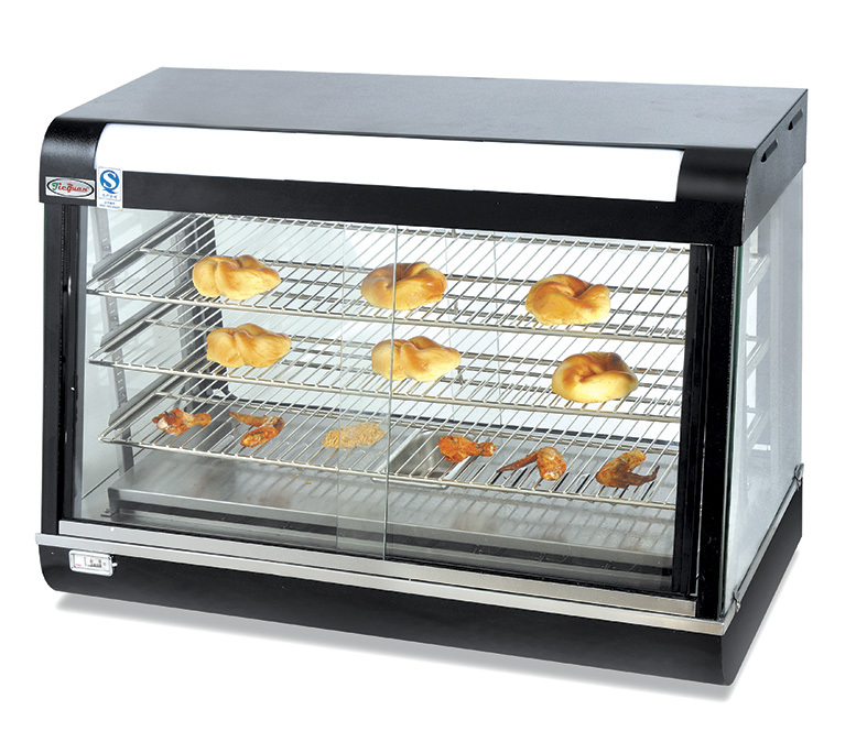 Used Food Warmers ~ Table top food warmer display case hot