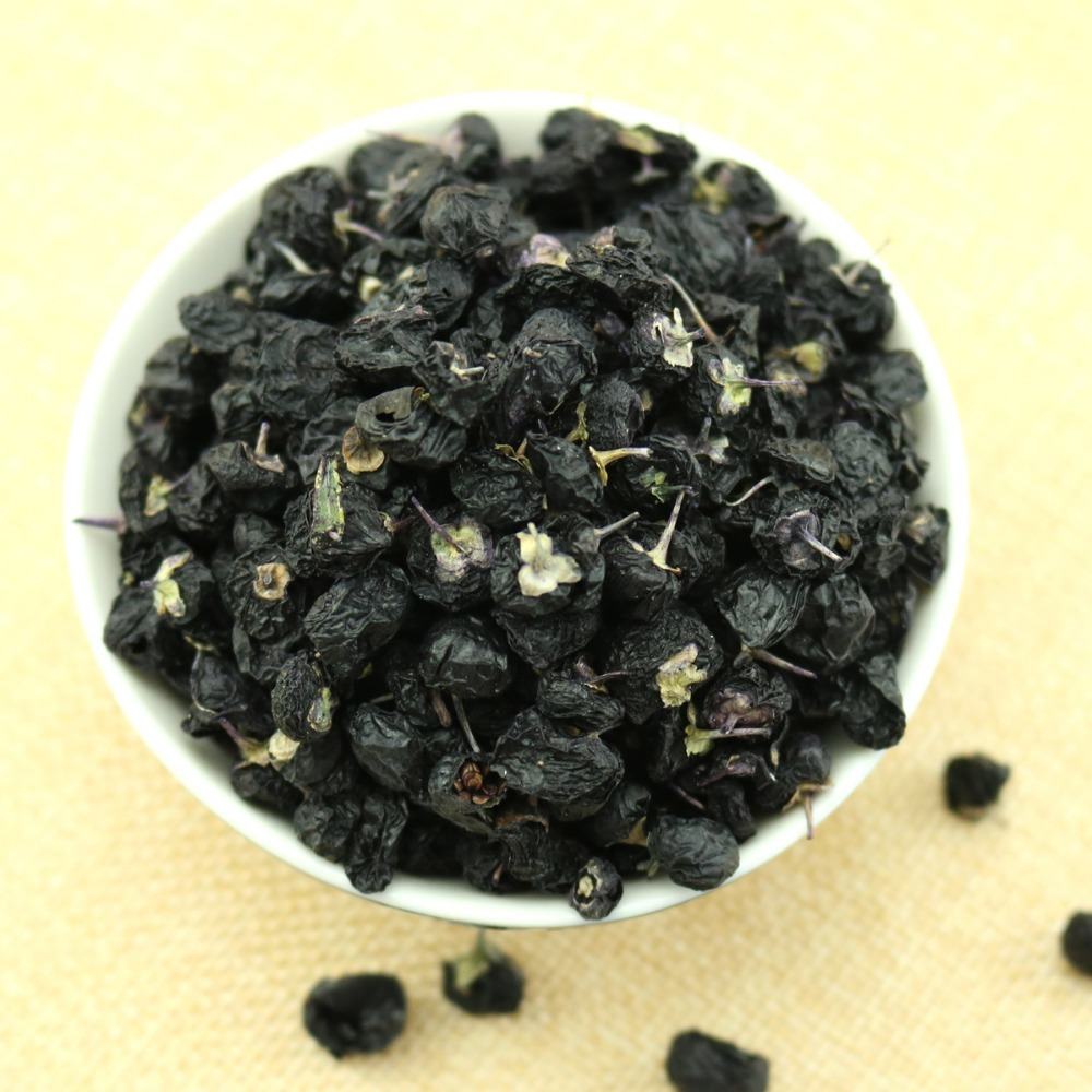 The latest price of organic green black wolfberry in China black goji