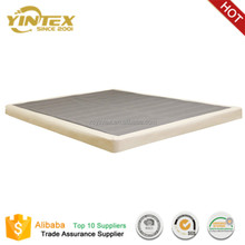 4 Inch Instant Foundation Low Profile Foundation or Box Spring Replacement Mattress in Classic Style