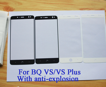 Anti-explosion Silk printing FULL cover Tempered glass screen protector for BQ Aquaris VS Plus/Aquaris VS both available