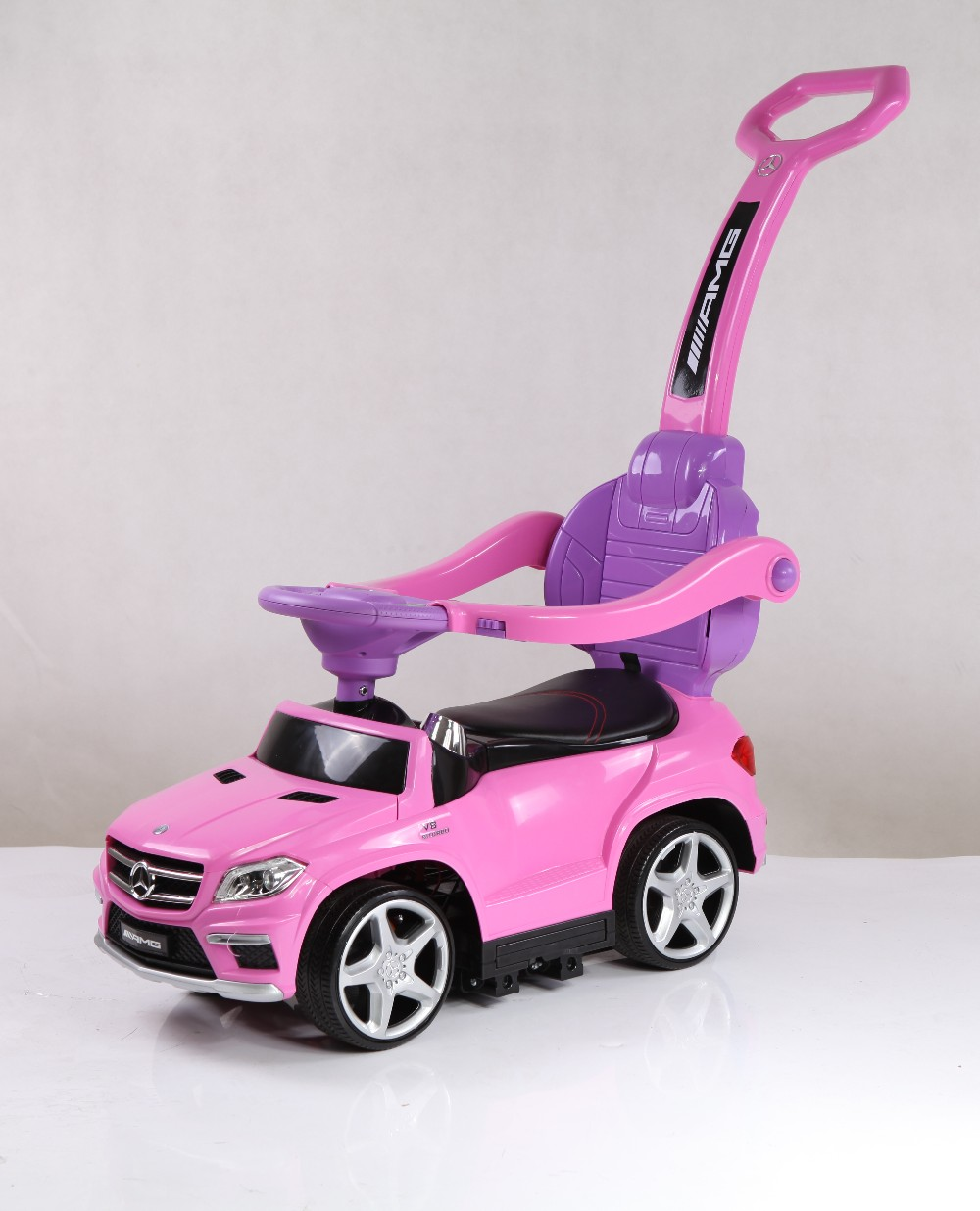 licensed mercedes benz multi functional kids baby car