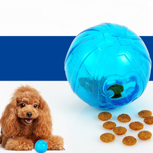 Dog Toy Ball Food Leaking Toys Sound Making Funny Balls Food Dispenser Eco-Friendly Chewable Ball <strong>Pets</strong> Play Training Toy