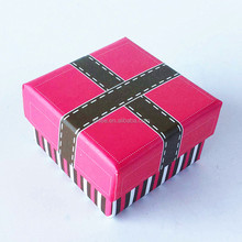 Custom coloful printed paper boxes, cardboard gift packaging box for gift christmas packing
