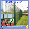 3D Wire mesh fence panel / 4 gauge hot dip galvanized fence