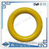 high strength lifting steel round rings of rigging hardware links