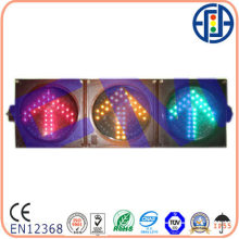400mm arrow led traffic signal light