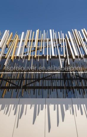 Box Vertical Louver Buy Aluminum Vertical Sun Louver