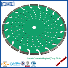 Hot new high density concrete saw blade cutter
