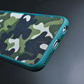 Camouflage Patch+TPU+PC+PU Case for IPhone6/6S