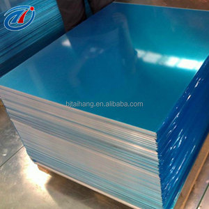China supplier Mirror Finish Anodized Aluminum Sheet for Solar Parabolic Reflector