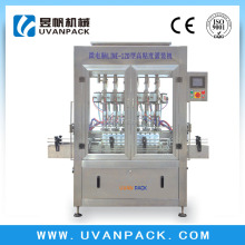 CE Certification Automatic Garlic Oil Bottle Filling Machine LINE-16D