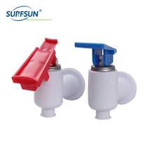 Wholesale Customized Hot And Cold plastic water dispenser tap