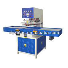 Push reel stationery welding high frequency machin