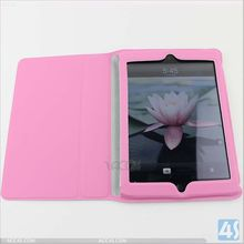 PU Leather Flip/Folding Case/Cover/Stand for Apple Ipad Mini 2 P-IPDMINIiiCASE007