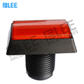 Arcade machine parts factory direct wholesale zero delay illuminated switch square 32 mm LED arcade push button