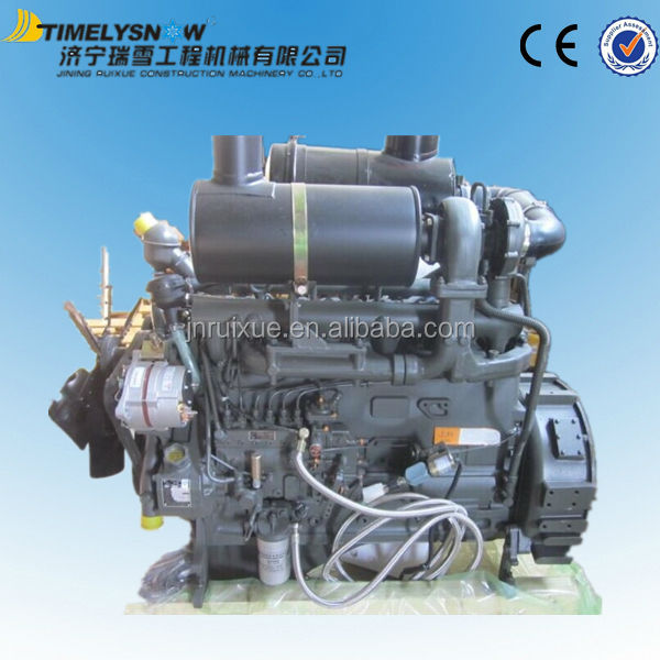 weichai diesel engine wp6g125e22 for wheel loader small diesel engines for sale