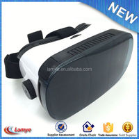 Popular cheap active virtual reality vr box 3d glasses for Phones