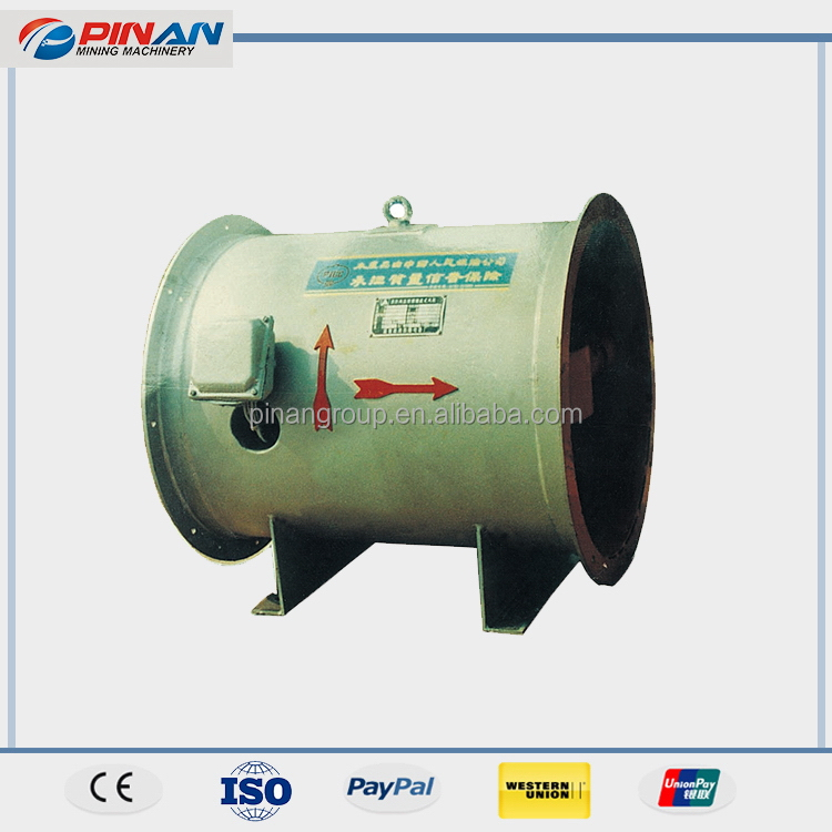 China manufacture hotsell mine fans