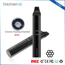 Wholesale Wax Vaporizer Pen with Ceramic Heating Chamber