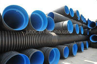 HDPE 100mm Corrugated Pipe