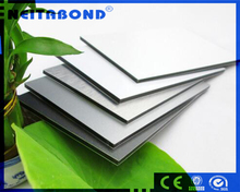 Fireproof ACP/aluminum finished composite panel /2mm/ 3mm/4mm thickness incombustible