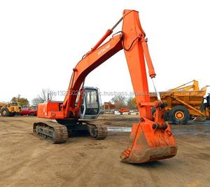 Used Crawler Excavator Hitachi EX200 Used Hitachi hydraulic excavator