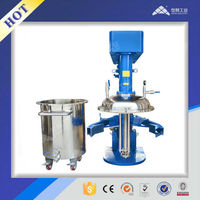 Grease CE certificated emulsifying homogenizer