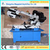 "Circular 90 degree 200mm Metal Cutting Machine 7"" Automatic Band Saw Machine"