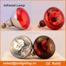 China manufacturer Long range/medium wave/near mini infrared heat lamp light