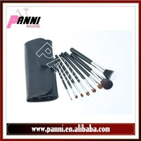 Best quality contour make up brush case make up factory cosmetics