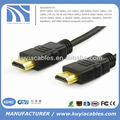 HDMI Cable 1.4v male to male support 3D, 4K*2K 1M 1.5M 2M 3M 5M