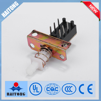 good quality 2*2 straight key power switch power supply