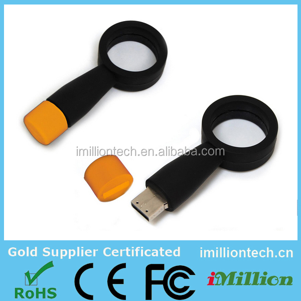 2016 Magnifying Shape USB Drive, Magnifying Glass Shape USB, Magnifying Glass USB Drive