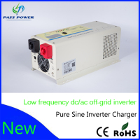 solar home system inverter 1000w low frequency inverter charger pure sine wave
