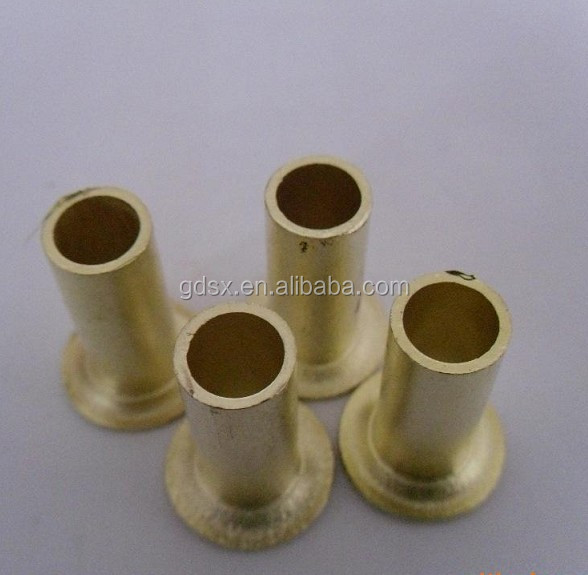 ROHS / SGS compliant high quality good prices electrical contact rivet,brass blind rivets