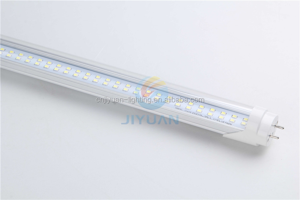 JIYUANLUX lighting factory wholesale 96 inch 4 feet 18w integrated led light t8 uv lamp tube