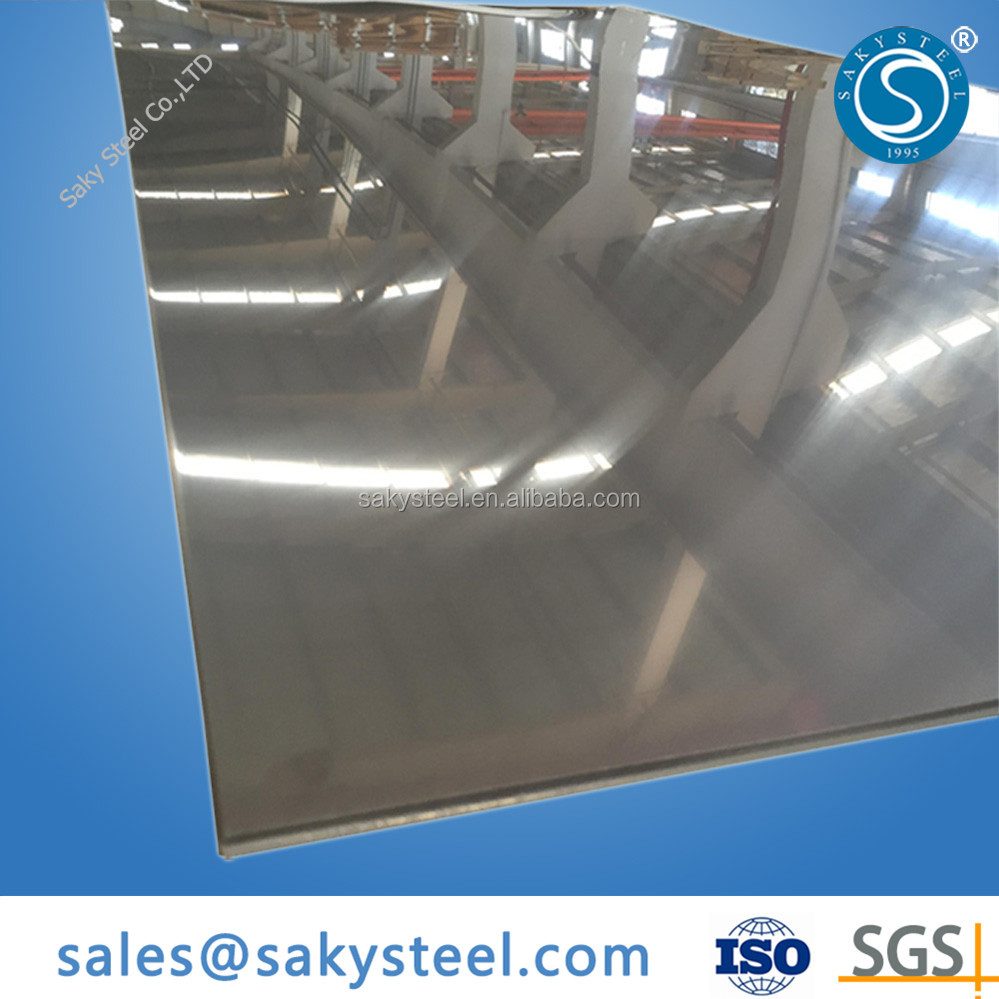 AISI ASTM 304 2B Surface Stainless Steel Metal Plate/Sheet 3mm