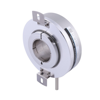 large hollow shaft encoder K130 incremental encoder hole dia 48mm-60mm encoder max 65536ppr hgh resolution