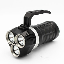 Best 30W scuba Led Diving Light CREES XM-L2 XML T6 Flashlight Torch Lamp Manual Hold Flashlight with 4000lumens