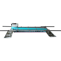 Light weight 1400mm India tea cutting machinery 3 cutting width 2 types of handles available