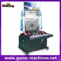 Qingfeng coin operated logo video games
