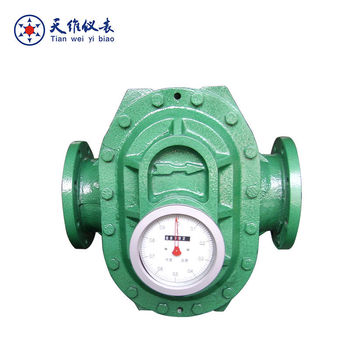 crude heavy oil Flow Meter