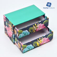 Cardboard Handmade Drawer Small Storage Box