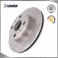 casting car alloy wheel rear disc brake