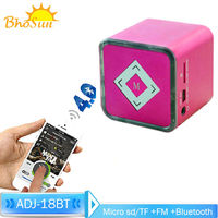 Laser Mark Bluetooth Speaker Music Player from China