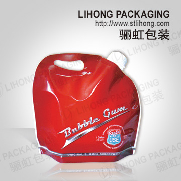 One Gallon Screen Wash Packing Bag