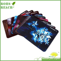 High Quality Custom Gaming Mouse pad/Razer Mouse pad passed SGS factory audit ROHS REACH
