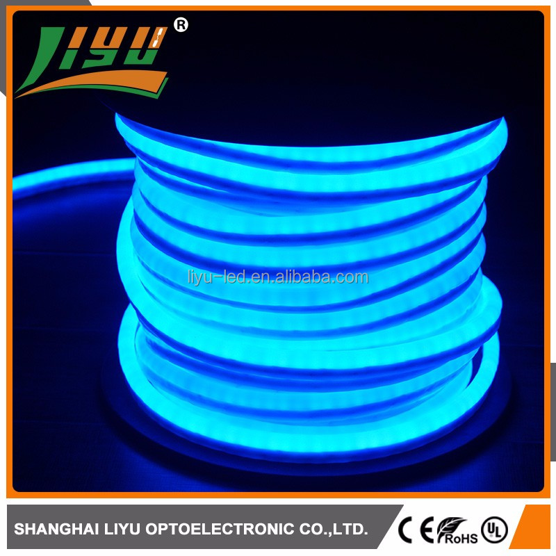 New Design ultra thin led tube strip rgb