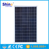 High quality modern design factory direct sale 50w polycrystalline solar panel solar cells module